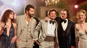 """The cast of """"American Hustle"""""""